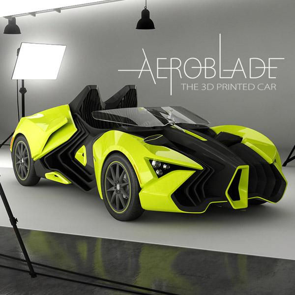 автомобиль,3D-принтер,3D-печать,электромобиль, Американская компания начнет собирать электромобили, напечатанные на 3D-принтере уже в сентябре