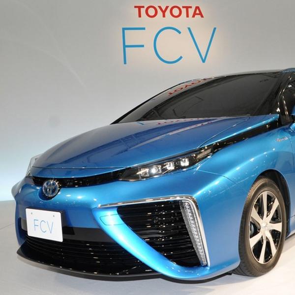 Авто, Tesla, Toyota, Toyota создала конкурента Tesla