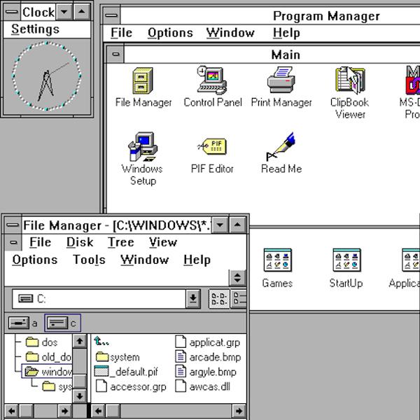 Microsoft,Yahoo,PC,ретроспектива, Назад в прошлое: как мир технологий выглядел в 1994 году