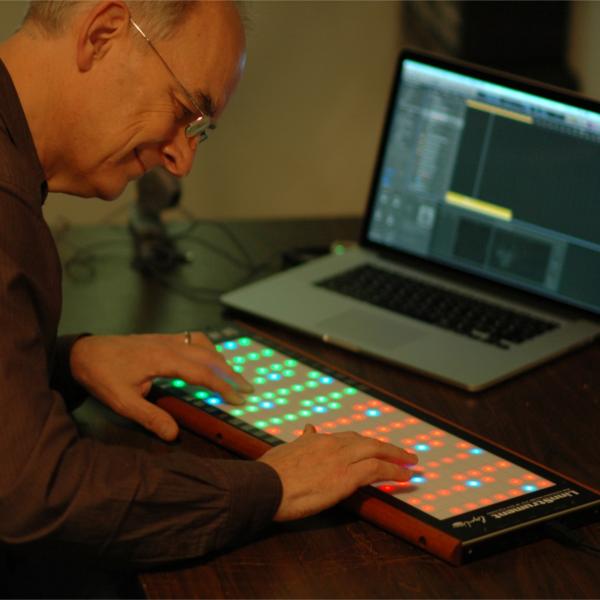 Linn,музыка, Лауреат «Грэмми» Роджер Линн создал электронный музыкальный инструмент следующего поколения