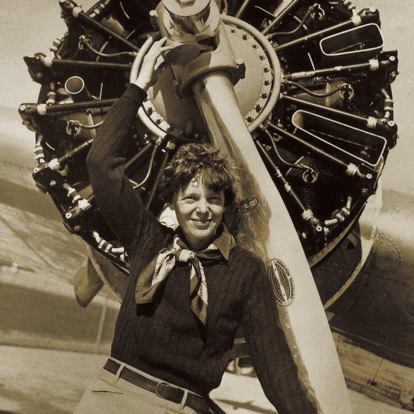 США,Америка,история,самолёт,путешествия,авиация, Тайна исчезновения Амелии Эрхарт может быть раскрыта