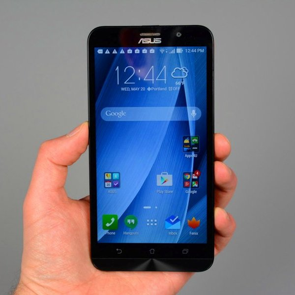 Asus, Zenfone, смартфон, Обзор Asus Zenfone 2
