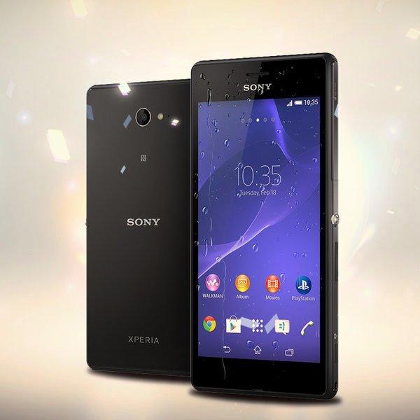 Sony, Sony Xperia, смартфон, Обзор Sony Xperia M4 Aqua