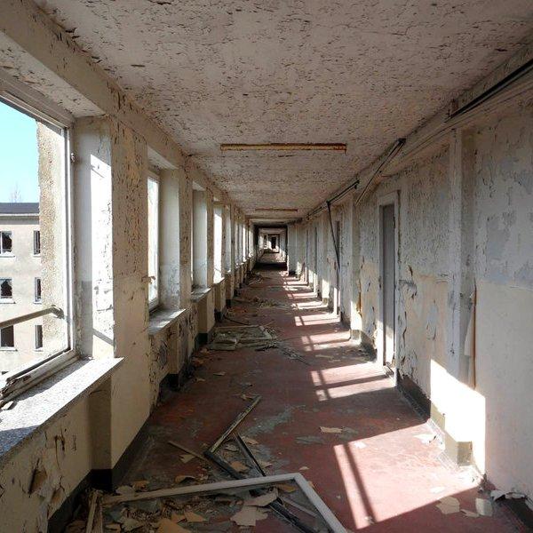 Германия,архитектура,дизайн,памятник,история,путешествия, Девелоперы превратят нацистскую турбазу в 5-звездочный курорт