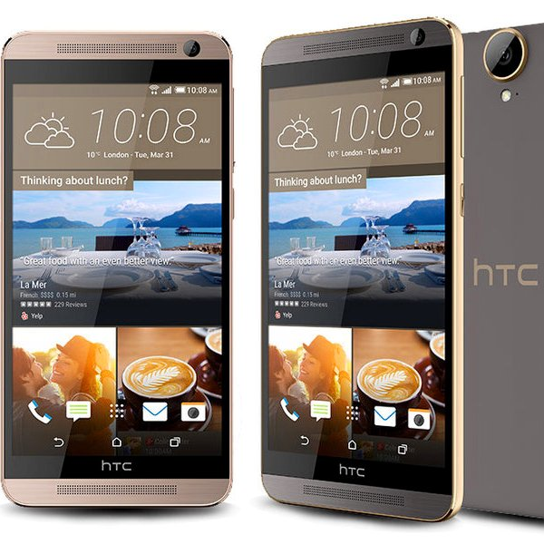 HTC, Android, смартфон, Обзор смартфона HTC One E9+