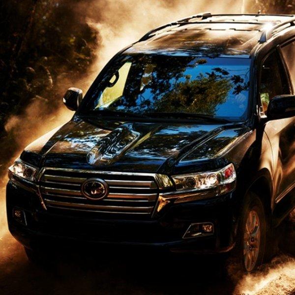 Toyota, Land Cruiser, автомобиль, авто, автомобили, путешествия, Toyota представила обновленный внедорожник Land Cruiser 200