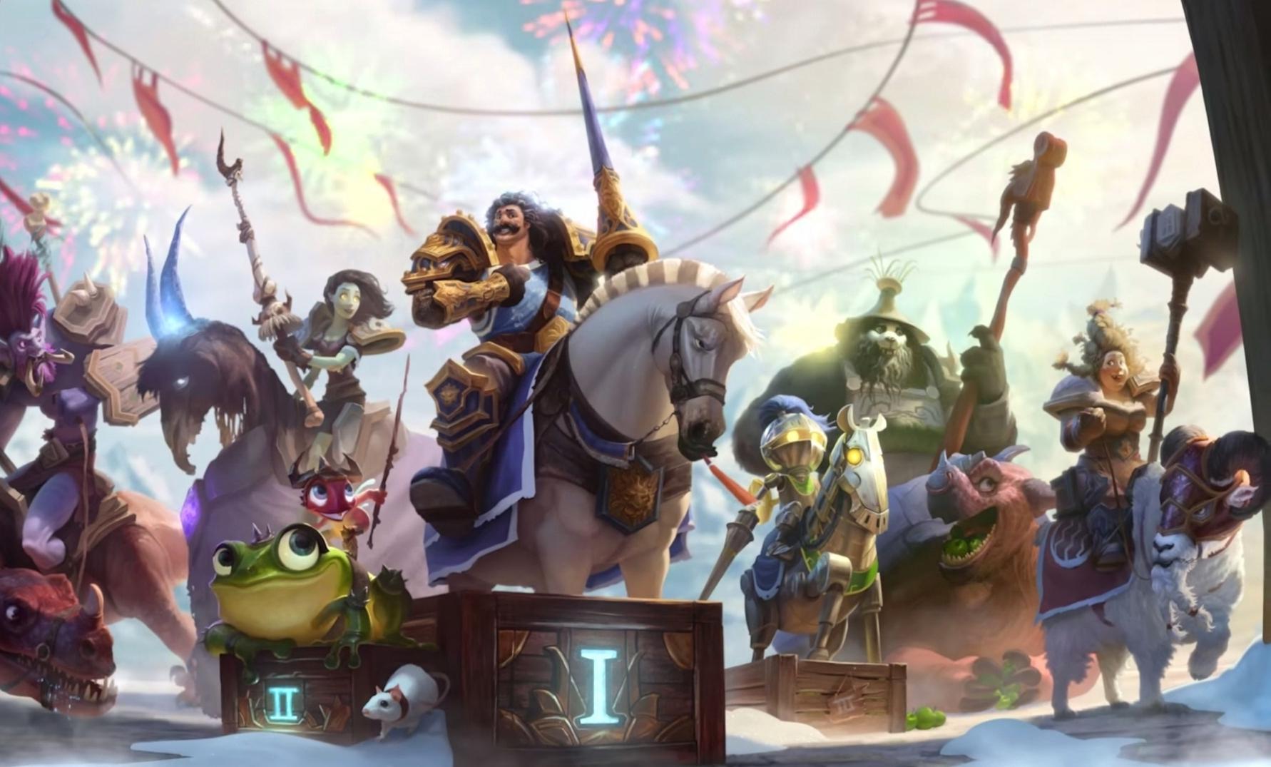 The Grand Tournament: чего ждать от нового дополнения к мобильной игре Hearthstone