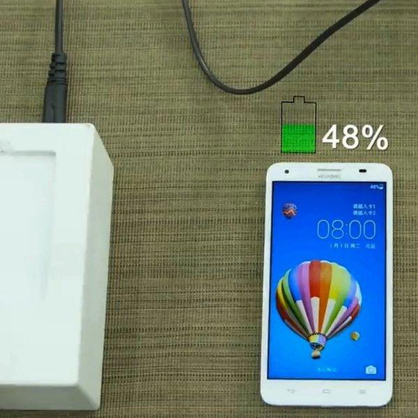 Huawei,смартфон,планшет, Huawei Quick Charging: батарея, которая заряжается наполовину за 5 минут