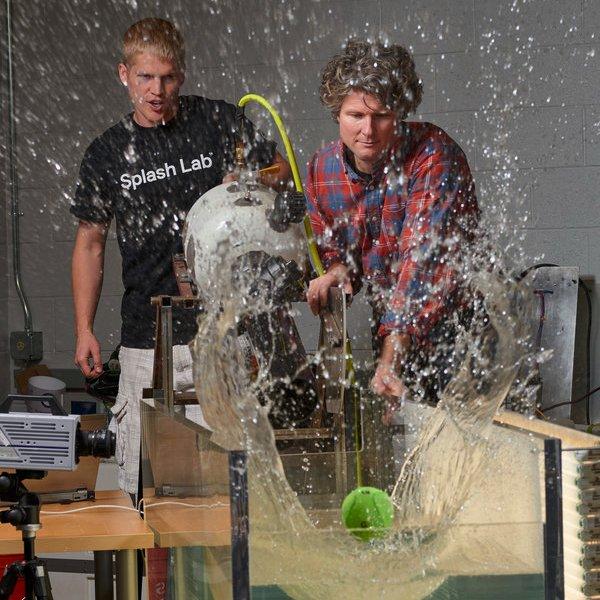 Исследование, идея, концепция, дизайн, Stone skipping: теперь пускать «блинчики» по воде ещё удобнее