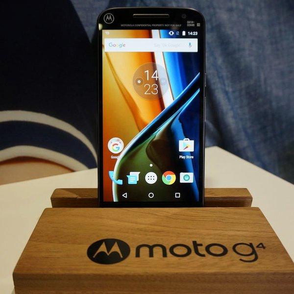 Android, Motorola, Moto, Lenovo, Google, смартфон, Обзор смартфонов Moto G4 и G4 Plus: добротные «середнячки» от компании Lenovo
