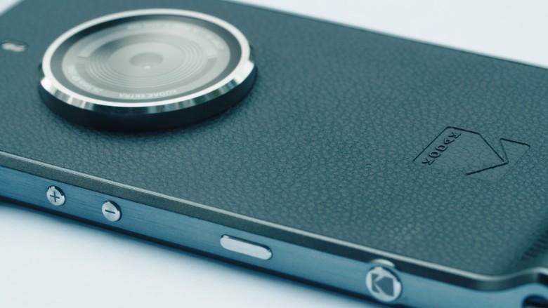 Камерофон Kodak Ektra: возрождение легендарного бренда