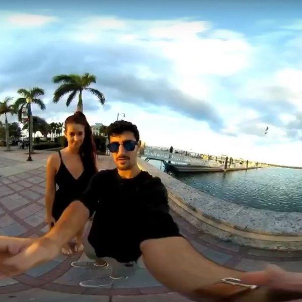 Periscope, видео, фото, соцсети, Periscope сделал 360-градусные трансляции доступными для всех пользователей