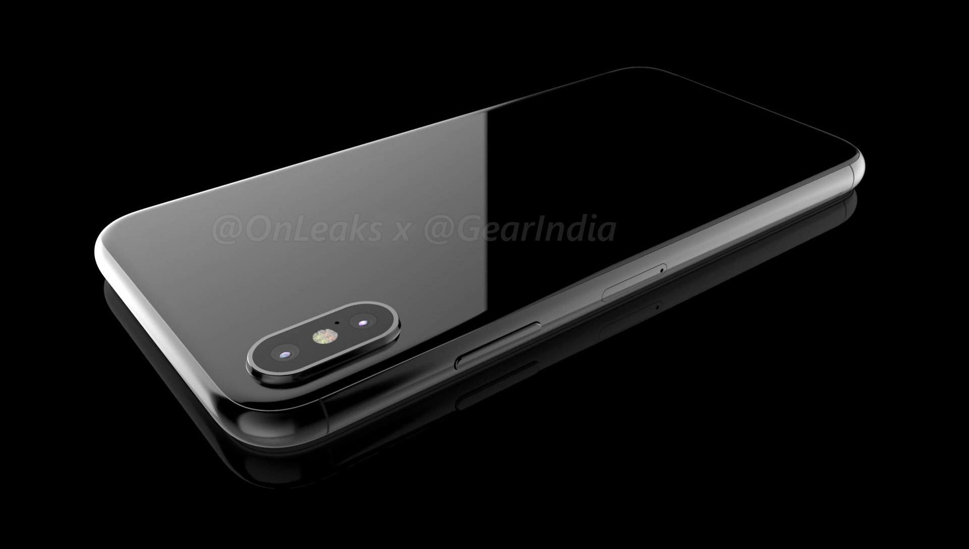 Сливной бачок: в сети появились новые эскизы iPhone 8