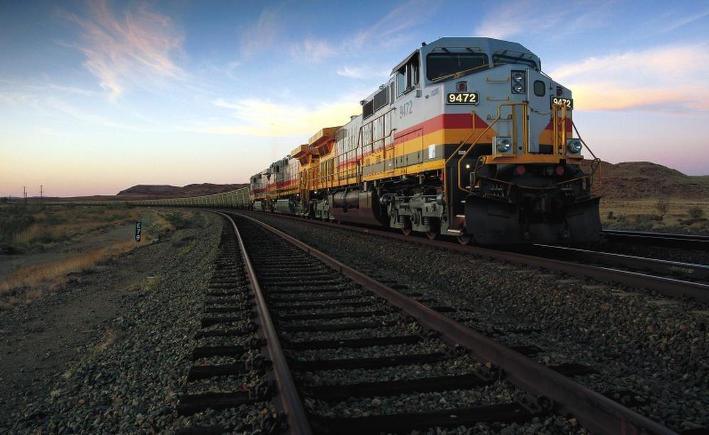 «Поедешь на биржу труда»: Rio Tinto Train - локомотив, которому не нужен машинист