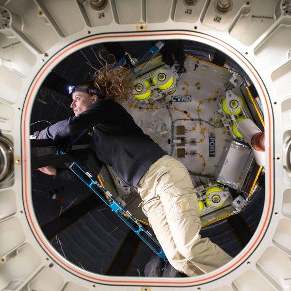 NASA,МКС,космос, Исконно американская Луна: Bigelow Aerospace и NASA строят «надувную» орбитальную станцию