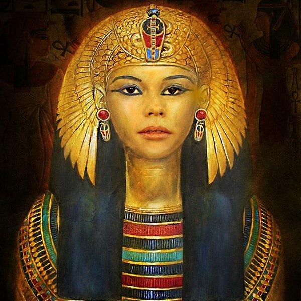 История,археология,религия,общество, Тайна царицы Древнего Египта: археологи раскопали голову древней статуи