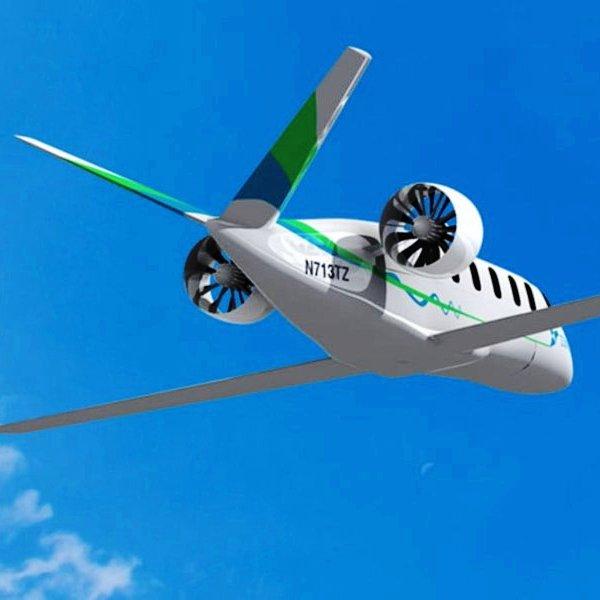 Siemens,авиация,самолет, Zunum Aero: идея создания реактивного самолета на электротяге