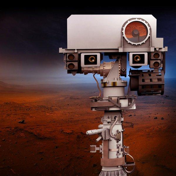 Марс,NASA,планета,космос, Mastcam 2020 Rover: на Марс отправят планетоход с рекордным количеством фотокамер