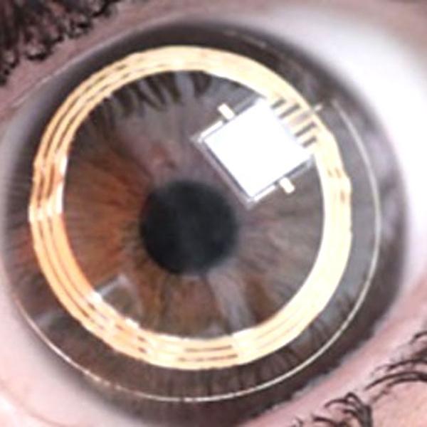 болезнь, медицина, организм человека, «Умные» контактные линзы уже существуют