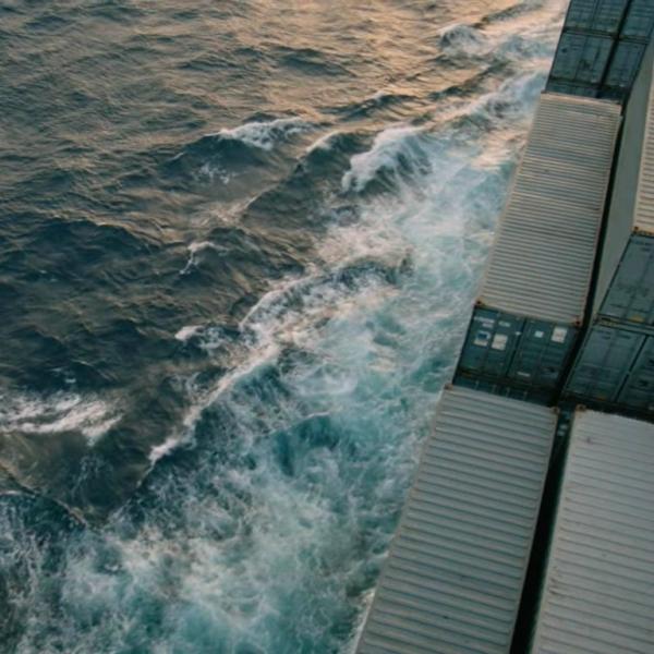 океан, корабль, Морские контейнеровозы беспилотного типа и глобальные перспективы