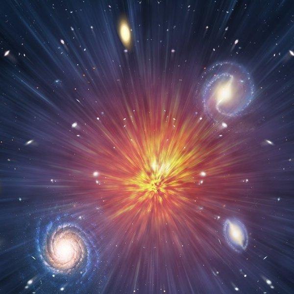 психология, организм человека, Обнаружены следы вселенной, существовавшей до нашей